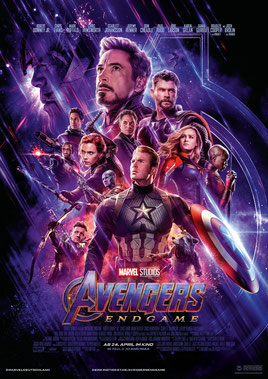 FANwerk Film Review Avengers Endgame Poster