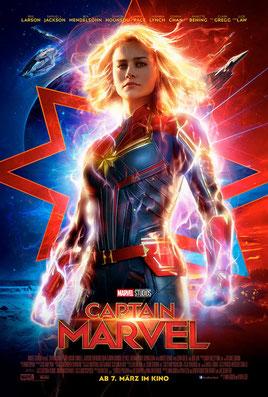 FANwerk Film Review Captain Marvel Brie Larson
