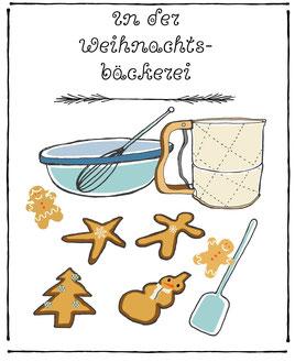 in der weihnachtsbäckerei,weihnachten freebie,kostenlos download weihnachten