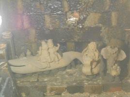 ひみこ窯 窯詰 2014