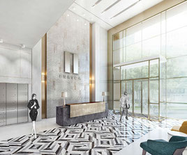 Fabricamos el mobiliario para su recepcion y lobby. El mejor diseño, elavorado por las mejores materias primas. Muebles de lobby.