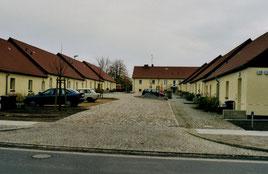 Die sanierten Tagelöhnerhöfe