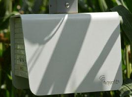 station météo automate aqualis d'agralis
