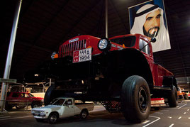 Ein grosses Auto...