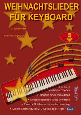 einfache Bearbeitungen für Keyboard/Klavier-Anfänger
