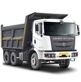 Ashok Leyland Dump Truck