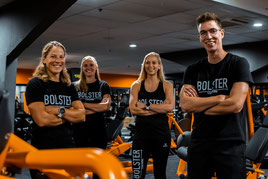 Bolster coaching, personal trainer, personal training