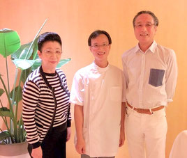 痛みがとれた!よくなった!のお声がたくさん〜中国人医師が開発した東洋医学による痛みの改善法、マッスルリセッティング