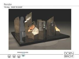 Dornbracht shop in shop concept _ poli.design 2013