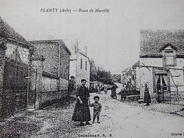 Planty, 37 et 46 Grande Rue