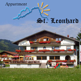 Appartment St. Leonhard