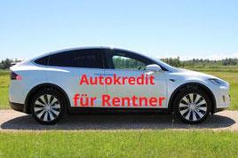 Autokredit für Rentner - Autofinanzierung für Pensionäre