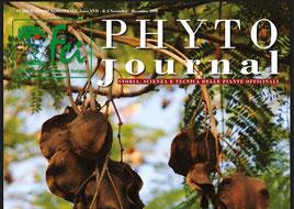 Copertina del PhytoJournal, organo di stampa della FEI