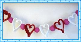 Ожерелье ко дню Святого Валентина