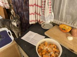 Herbstzeit, auch in der Küche, mit Eagle