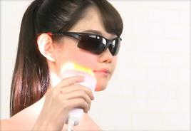 SB CABIN 美顔機能SKINフラッシュ 1台8役のセルフサービス専用複合美容器 美肌から脱毛・バストアップ・リフトアップ等全身キレイ