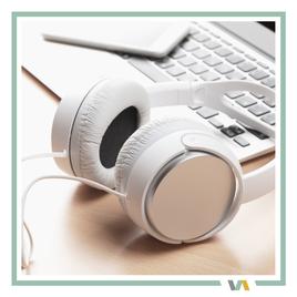 Virtuelle Assistenz Podcastoptimierung Podcastservice