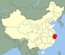 Province du Zhejiang, Chine