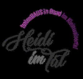 Ferienhaus in Baad im Kleinwalsertal, Mittelberg, Ferienwohnung für 2 bis 6 Personen, Heidi im Tal