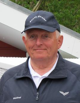 Manfred Habenicht 3. Platz