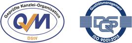 Zertifikate DStV und ISO 9001:2015 Wagner & Wahl
