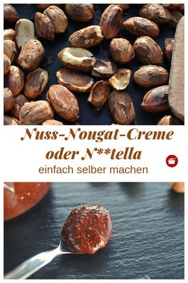 Nuss-Nougat-Creme oder #nutella #schokocreme #haselnüsse #thermomixrezepte