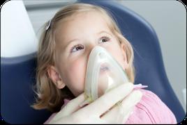 Zahnbehandlung ohne Angst mit Lachgas-Sedierung (© ProDente e.V.)