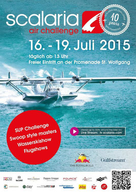 Scalaria Air Challenge 2015,st wolfgang, Austria,The Flying Bulls 2015,flyingbulls.at, Dornier DO 24, Red Bulls
