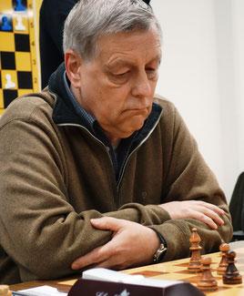 Ulrich Arnold holte den dritten Sieg im dritten Spiel (Foto: A. Obdenbusch)