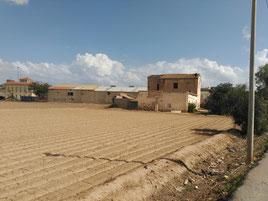 Casa abandonada que pot albergar colònies