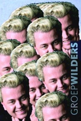 Geert Wilders Frihedsparti- PVV