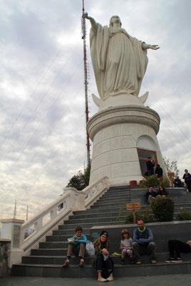 la Vierge de San Cristobal