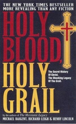 "Jaquette du ""Holy Blood, Holy Grail"""