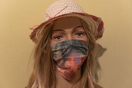 Maske auf!