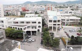 石垣市は新庁舎建設計画を進めている(資料写真)
