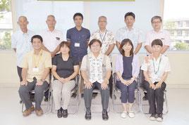 10月2日の視察に向けて事前研修会が行われた=8日、石垣市教育委員会