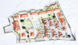 コンドイビーチホテル(仮称)の完成予想図