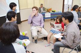 石垣市が10月から外国人災害支援事業としてサポーター養成講座を開く=2016年1月16日、資料写真