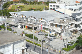 石垣支所の建設位置は「現地(美崎町)」が有力となっている(資料写真)