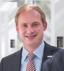 Florian Kneer, Geschäftsführer von Kneer-Südfenster in dritter Generation. Foto:Kneer-Südfenster