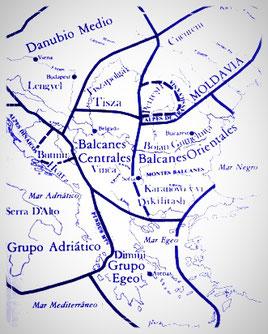 LA VIEJA EUROPA (7.000-3.500 a.c.): Hungría, Serbia, Croacia, Bulgaria, Rumania, Austria, Polonia, Italia, Grecia, Malta, Chipre, Turquía,…