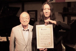GOH IRIS(渡辺豪) at OKAZAKI JAZZ STREET