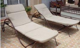 chezmomo deco artisanat marocain mobilier de jardin transat ...