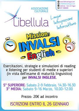 Mission Invalsi Terza Media E Quinta Superiore Lingue A Mestre