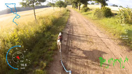 Sitka am Bike - 6-9 km sind noch gut machbar
