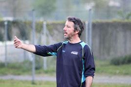 Peter Marte bittet am Montag zum ersten Training. © FH