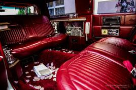 Innenausstattung Stretch-Limousine