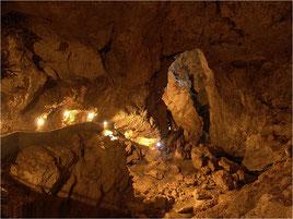 Teufelsschlund-Höhle, Djavolskoto gurlo - Höhle in Bulgarien