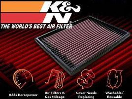 K&N Air Filters NZ - K&N Panel Filter