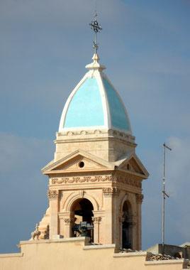 Turm der Chiesa dell´Annunziata, Ispica